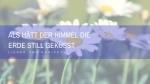 Banner Lieder&Gedichte