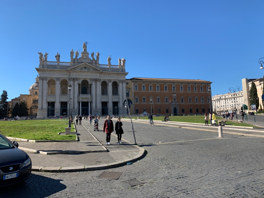 Lateranplatz