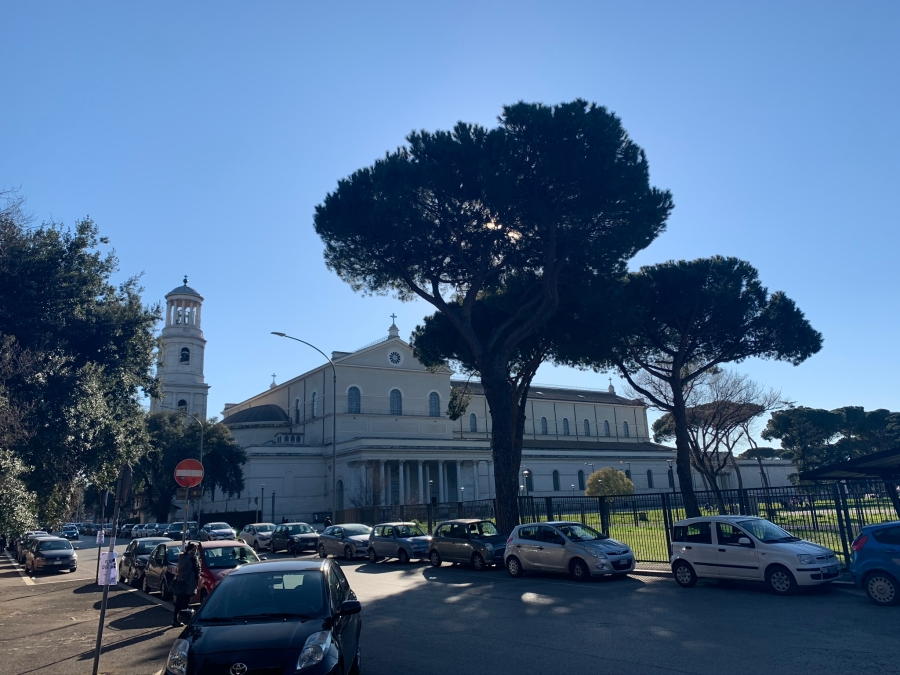 San Paoloaußen